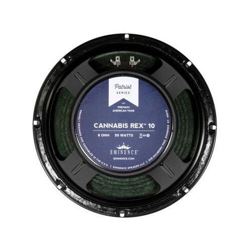Eminence cannabis rex 10 a - 10+ speaker 50 w 8 ohms