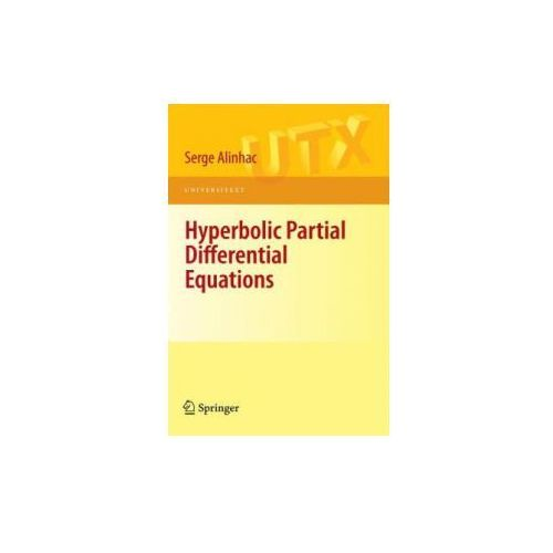 Hyperbolic Partial Differential Equations (9780387878225)