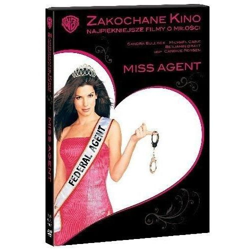 Miss agent (dvd) - donald petrie marki Galapagos films