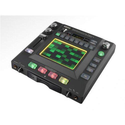 Korg kaossilator pro+ dynamiczny syntezator / looper / vocoder