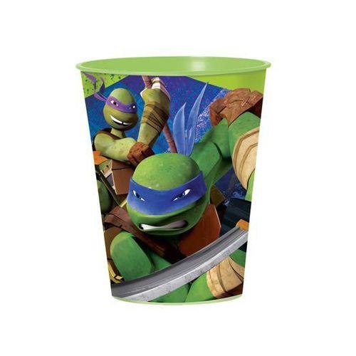 Kubeczek urodzinowy wojownicze żółwie ninja - 473 ml - 1 szt. marki Amscan