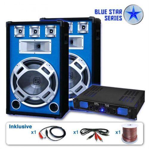 """Zestaw pa blue star z serii """"beatstar"""" 2000w marki Skytronic"""