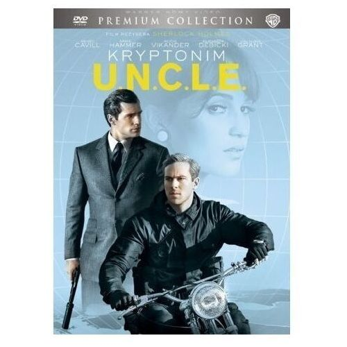 Kryptonim uncle (premium collection) (dvd) - darmowa dostawa kiosk ruchu marki Guy ritchie