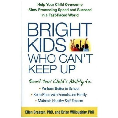 Bright Kids Who Can't Keep Up (9781609184728)