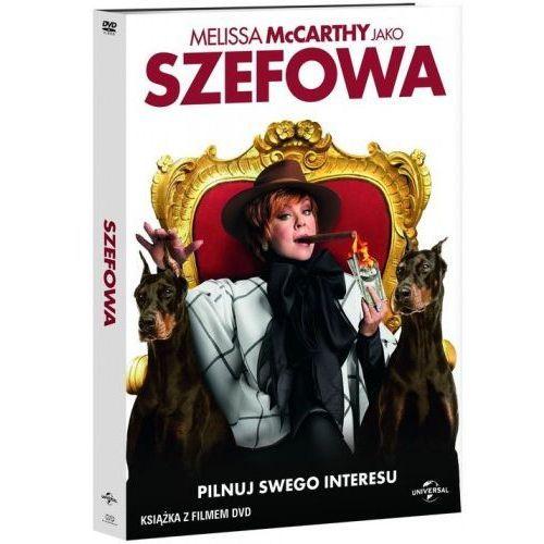 Mcd Szefowa booklet+dvd