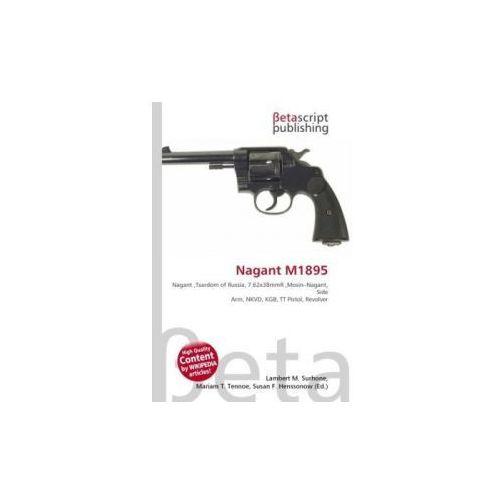 Nagant M1895 (Książka) (9786130372392)