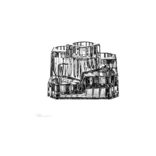 Świecznik kryształowy na świece podgrzewacze kryształ 5405 - produkt z kategorii- świeczki