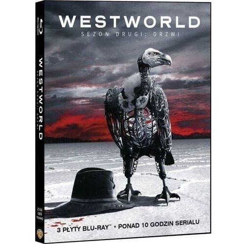 Jonathan nolan Westworld, sezon 2 (3bd) (płyta bluray)