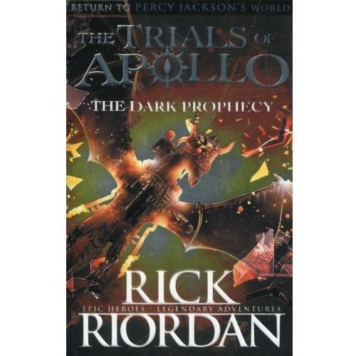 Dark Prophecy (The Trials of Apollo Book 2) (9780141363967)