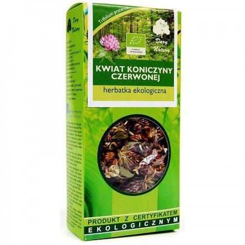 Dary natury - herbatki bio Herbatka kwiat koniczyny czerwonej bio 25 g herbata dary natury (5902741000170)