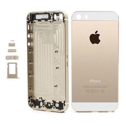 Tylny Korpus Obudowy Komplet iPhone 5S (Złoty)