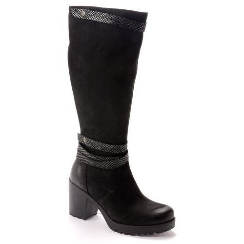 Kozaki 70022 czarny marki Lemar