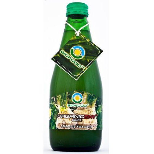 Sok z selerów kwaszonych (kiszonych) 300 ml - ekologiczny Bio Food