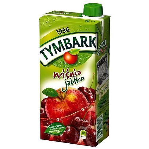 Sok jabłko / wiśnia 1l marki Tymbark