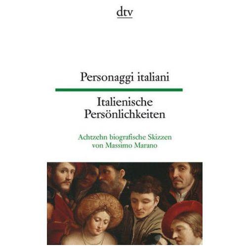 Italienische Persönlichkeiten. Personaggi italiani (9783423094634)