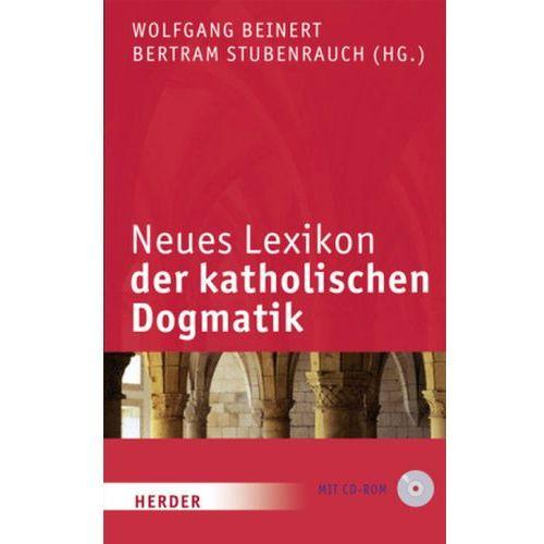 Neues Lexikon der katholischen Dogmatik, m. CD-ROM Beinert, Wolfgang (9783451340543)