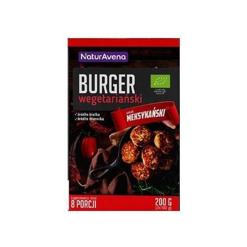 Naturavena Burger wegetariański meksykański 200g - (5902367408367)
