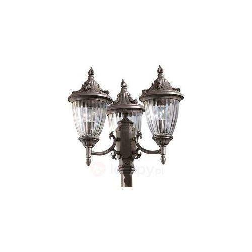 Wspaniała latarnia GALATEA 3-punktowa - produkt z kategorii- lampy ogrodowe