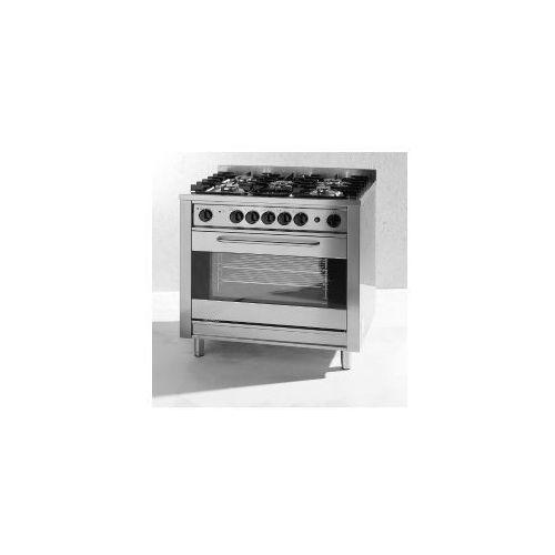 Kuchnia gastronomiczna gazowa 5-palnikowa kitchen line marki Hendi