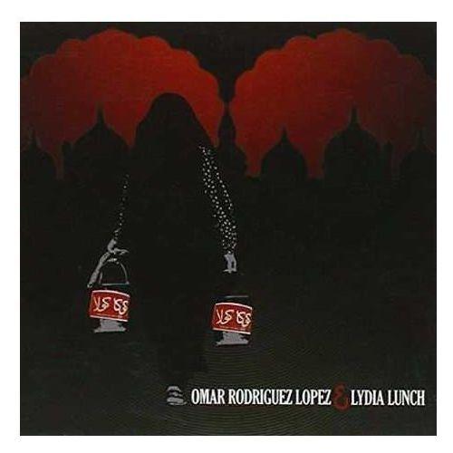 Rodriguez-lopez, Omar / Lunch, Lydia - Rodriguez-lopez, Omar / Lunch, Lydia (Płyta CD) (5425001461387)