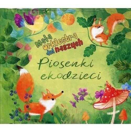 Mtj Piosenki ekodzieci - ma a orkiestra dni naszych (płyta cd)