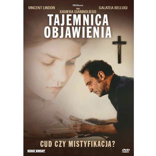 TAJEMNICA OBJAWIENIA - film DVD (5906190326065)