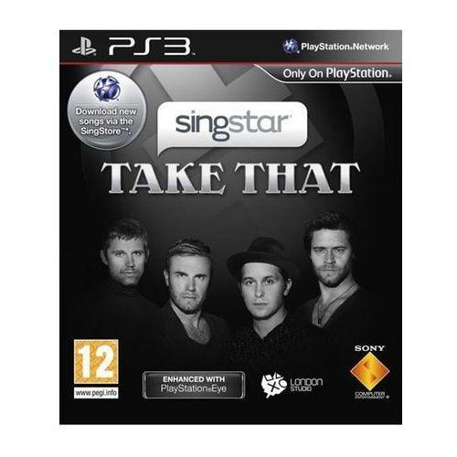 Singstar:takethat u/mikrofoner - playstation 3 - muzyka marki Sony