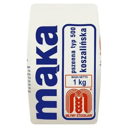 Młyny Stoisław Mąka pszenna koszalińska typ 500 1 kg