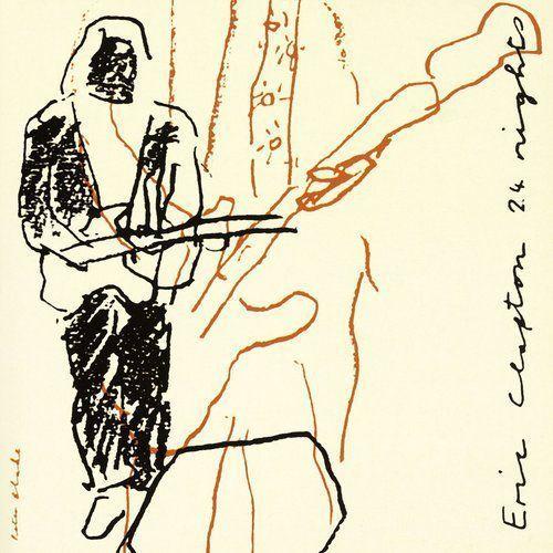 Warner music / warner bros. records 24 nights(live from royal alb. - eric clapton (płyta cd) (0075992642026)
