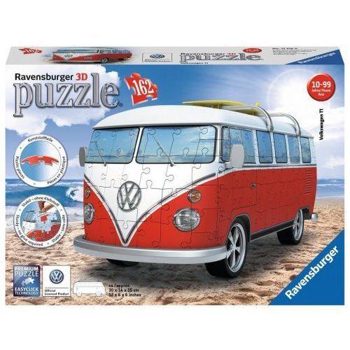 Ravensburger 162 elementy, volkswagen bus t1 (4005556125166)