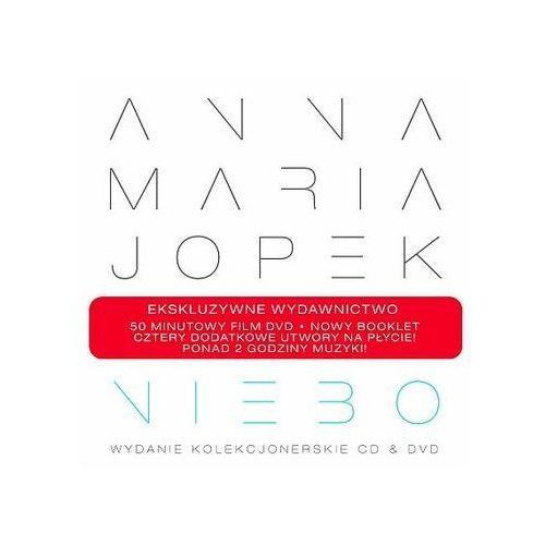 Universal music Niebo [wydanie kolekcjonerskie cd+dvd]