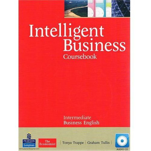 Intelligent Business Coursebook Intermediate + CD, Pearson