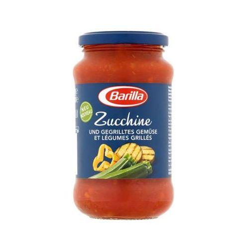 Barilla 400g zucchini & aubergine sos pomidorowy z warzywami do makaronu