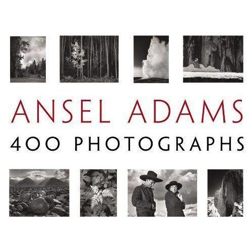 Ansel Adams' 400 Photographs (440 str.)
