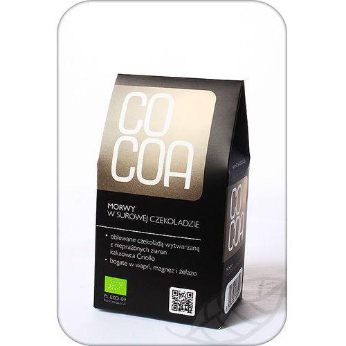 Cocoa: morwy tureckie w surowej czekoladzie BIO - 70 g (5908268768098)