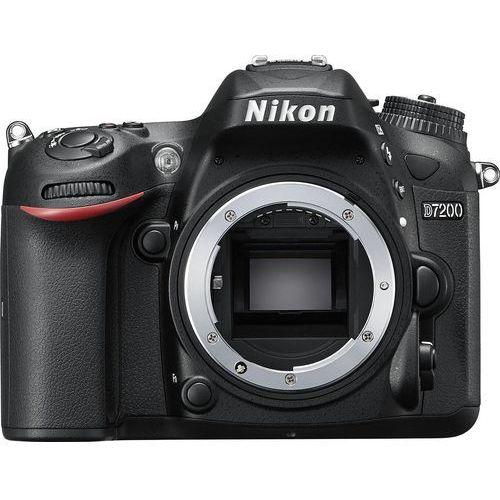D7200 marki Nikon - lustrzanka cyfrowa