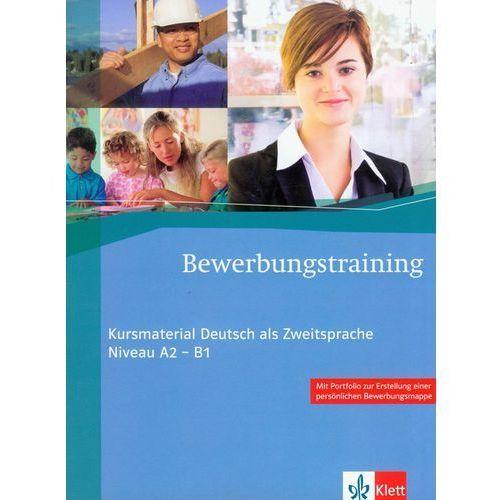 Bewerbungstraining Kursmaterial Deutsch Als Zweitsprache (96 str.)