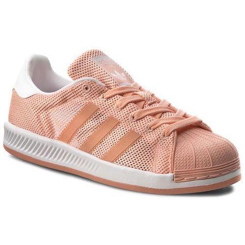 Adidas Buty - superstar bounce bb2939 hazcor/hazcor/ftwwht