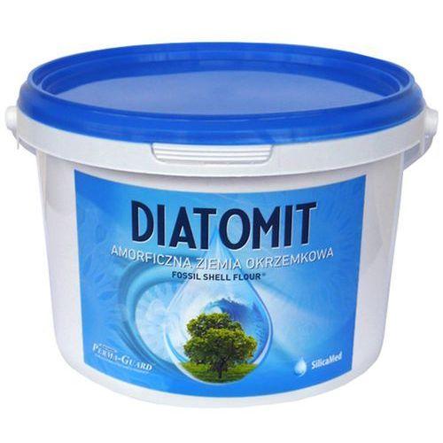 Ziemia okrzemkowa amorficzna diatomit wiaderko 1kg perma- guard marki Perma-guard