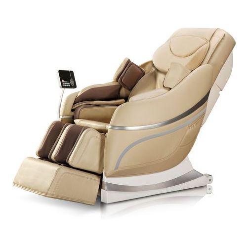 Fotel do masażu inSPORTline Mateo czary, Beżowy