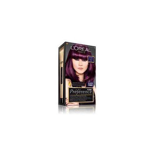 L'OREAL Feria Preference - farba do włosów P48 Perłowy Fiolet, marki L'Oreal Paris do zakupu w MultiPerfumeria.pl