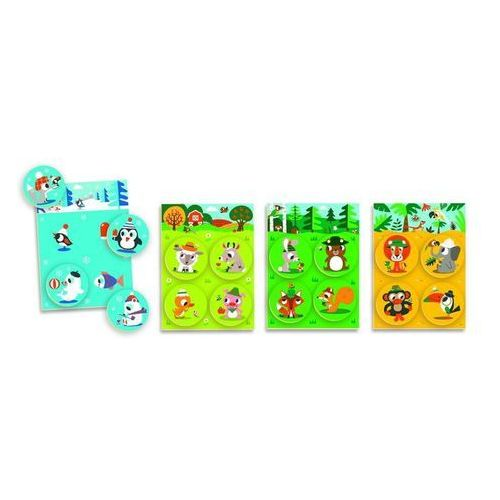 Drewniane Lotto Zwierzątka, 68161803508ZA (1971191)