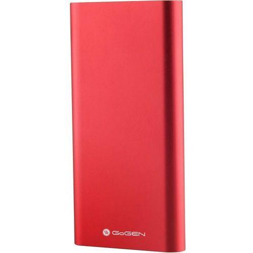 Gogen Powerbank pb100004rw (10000 mah) czerwony (8590393261437)