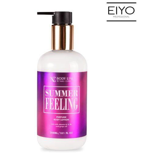 Nails company Balsam do ciała summer feeling - zapach dla kobiet - 300 ml