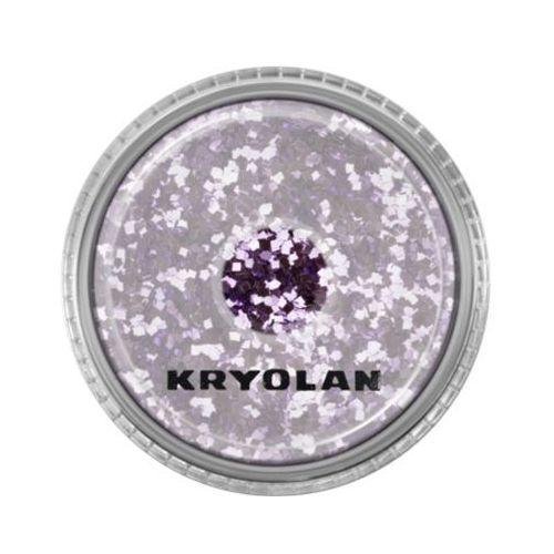 polyester glimmer coarse (lavender) gruby sypki brokat - lavender (2901) marki Kryolan