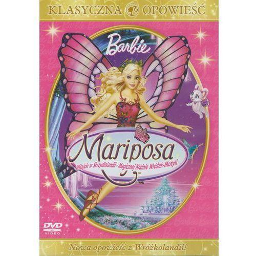Barbie mariposa marki Filmostrada