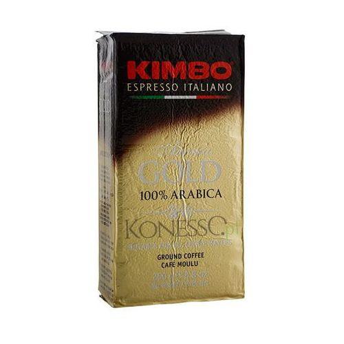 Kawa Kimbo Aroma Gold 250g mielona, KK002