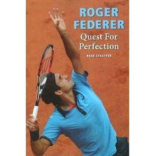 Roger Federer (320 str.)