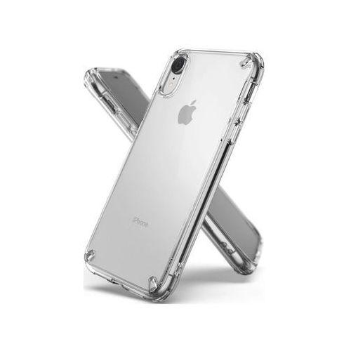 Etui Ringke Fusion do Apple iPhone XR 6,1 Clear - Przezroczysty (8809628562240)