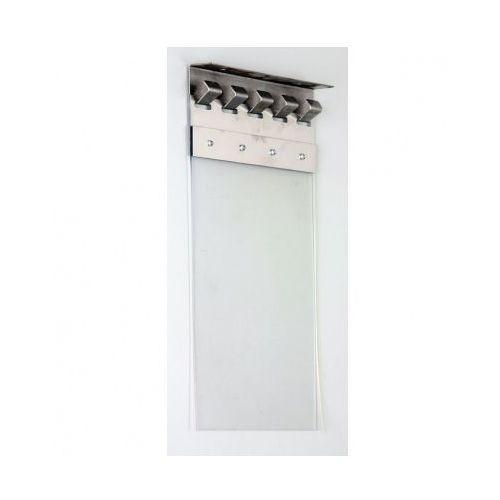 Zasłona paskowa z elastycznego PVC (Standardowa -15°C do +60°C)